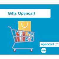 "Module ""Gifts"" Opencart"