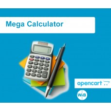 "Module ""MegaCalculator"" (server version for developers) without restrictions"